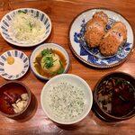 149316219 - 春のてごねかつ盛合せ定食 ¥2,000