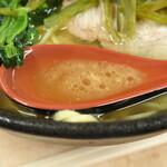 川崎家 - 鶏油たっぷり