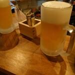 上町ラヂヲ - 乾杯