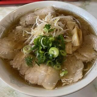 すみれ - 料理写真:チャーシューメン