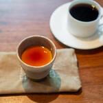 cafe kaeru - プリン