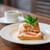 cafe kaeru - 焼き立てアップルパイ バニラアイスのせ