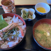 かねまつ - 料理写真:さしみ丼セット