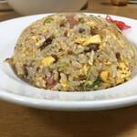 四川料理 龍一番 - 料理写真:ラーメンセットの炒飯