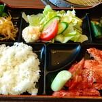 Sumibiyakinikuyamato - カルビ焼セット