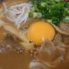 徳島らーめん ひろ家 - 料理写真:徳島ラーメン中+肉+生卵♪