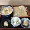 一休庵 - 料理写真:カツ丼セット(税込み980円)