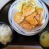 すごう丸福 - 料理写真:ぶつ切り定食:760円
