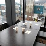 ラビスタ函館ベイ - テーブル席