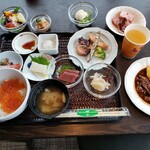 ラビスタ函館ベイ - 料理写真:朝食バイキング2021.04.05