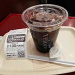 カフェ ベローチェ - アイスコーヒー