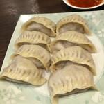 東北人家 - 羊肉蒸饺