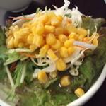 韓太郎 - セットサラダ