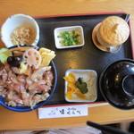 14935928 - 鯵のたたき丼