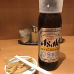 149352161 - ビールとついてくるメンマ
