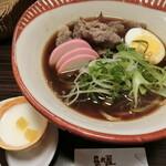 149352434 - 松阪牛ラーメン。1,320円