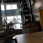 コーヒーアンドバインダリ ジジ - 製本スペース