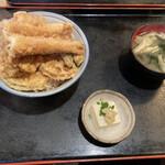 天富士 - 料理写真:穴子丼@1,200