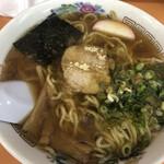 ふじいち食堂 - 2021/04/10 ラーメン 500円→300円 土曜サービス