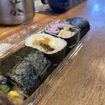 ぷらっと きすみの - 桜巻寿司