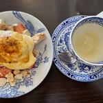 Little chef - 苺グラタンとレモネード