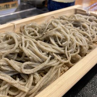 ぷらっと きすみの - 料理写真:十割蕎麦
