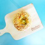 たま木亭 - ねぎとゴーダチーズ