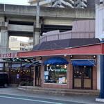 ラ・クロンヌ・ドル - お店の外観です