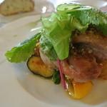 ヴェッキアランテルナ - ガーリックソース鶏のグリル