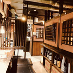 船橋ホルモン 繁 新味覚餃子酒場 盛 -