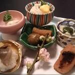 瀬の本館 夢龍胆 - 料理写真: