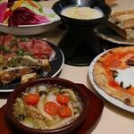 イタリアン食堂coraggio -