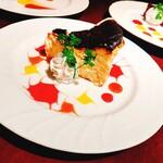 スペインバル & ダイニング ルース - バスク風チーズケーキ
