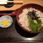 Gamagoorikikyouya - しらす丼