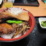 伊豆太郎 - 金目丼