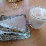 14937812 - 豆腐ケーキ