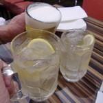 びすとろ酒場 サンビーノ - 2012.09トリビー&トリハイボ