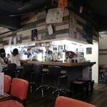 びすとろ酒場 サンビーノ - 2012.09夜中の12時というのに活気に溢れてます