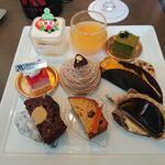 149370058 - (Dessert)ワゴンから好きなだけ