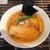 貝と地鶏だしのらぁ麺 ちょろ - ちょろらぁ麺・醤油