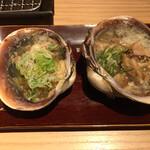 Gamagoorikikyouya - 蛤焼き