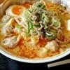 麺家 香湯らーめん - 料理写真:担々ワンタンチャーシュー麺