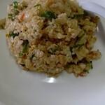 蘭州苑 - 料理写真:にんにくチャーハン
