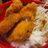 玉 赤備 - 料理写真:♦︎名物チャーカツ丼 550円