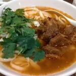 中華第一家 杜記 - 牛肉麺