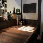 山形山 月島店 - 内観2021年4月