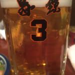 鳥鍈 - エビス生ビール