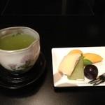 14939728 - お茶とデザート