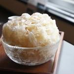 三日月氷菓店 - ほうじ茶(630円)♥(2012/7)