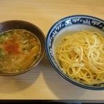 中村屋 - つけ麺1.5玉780円